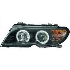 Scheinwerfer Set für BMW E46 03- Coupe/Cabrio Schwarz LED