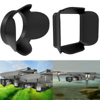 Sunshade Sun Hood Lens Anti-Glare Cover for DJI Mavic 2 Pro Zoom Gimbal Camera