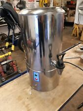 More details for marco 10ltr  water boiler  model no a06 10 working