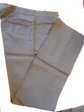 "NOS Vtg '90's Tonix NOLOGO Golf Coaches Pants Slacks Size 34"" No Hem BLACK"