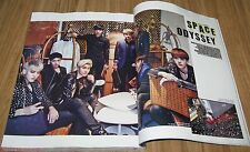 Harper's BAZAAR KOREA MAGAZINE 2014 AUG AUGUST EXO CLIPPINGS PAGE NEW
