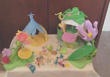 disney tinker bell fairies 4 piece playset with figures
