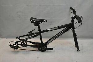"2011 Trek MT220 20"" Kids MTB Bike Frame Grip Shifter Black Hardtail USA Charity!"