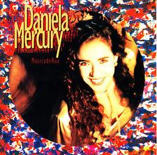 Daniela Mercury – Música De Rua CD 1994 Import