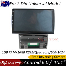 "10.1"" Android 7.1 4-core GPS Nav Car Multimedia player For 2 Din Universal Model"