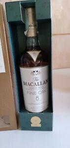 Whisky Macallan fine Oak 8 Years Gold 2006 ml 700 gradi 40 con Bok