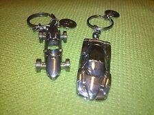 Porta chiavi FERRARI VINTAGE 2 PEZZI