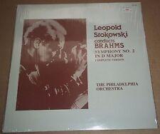 Stokowski/Philadelphia BRAHMS Symphony No.2 (1929/1930) - LS 11 SEALED