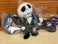 3 DISNEY THE NIGHTMARE BEFORE CHRISTMAS DOG TOYS