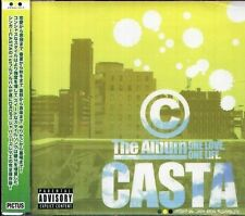 CASTA - The Album ONE LOVE ONE LIFE - Japan CD - NEW