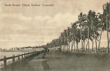 Postcard India Bombay Mumbai North Hornby Villard 1924
