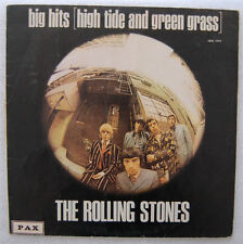 LP The Rolling Stones Big Hits (High Tide And Green Grass) ISK 1022 Israel 1966