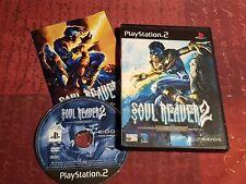 Soul Reaver 2 (2001 PlayStation 2 PS2 Game PAL) FREE UK P&P