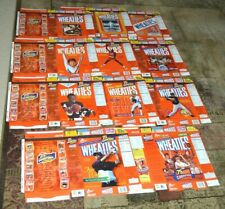 COMPLETE Wheaties 75yrs Champions 1999 Series FACTORY FLAT Jordan Elway Retton +