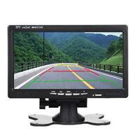 "7"" inch TFT LCD CCTV Monitor HD PC Screen AV/RCA/VGA 800*480 Video Car Monitors-"