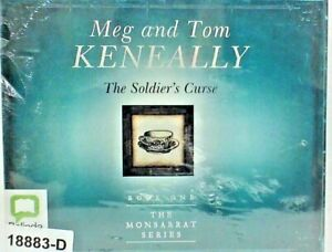 NEW *Sealed* THE SOLIDER'S CURSE Meg & Tom Keneally Book One   on CDs 07