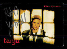 Robert Glatzeder Tanja Autogrammkarte Original Signiert # BC 86475