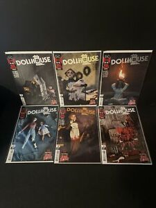 The Dollhouse Family 1-6 Complete Full Run DC Black Label Hill House NM