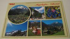 Austria Grusse aus Mayrhofen im Schonen Zillertal - posted