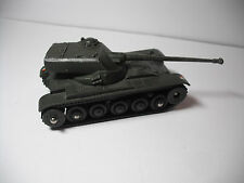 VINTAGE DINKY TOYS MECCANO FRANCE. #80c-F CHAR A.M.X. TANK. EXCELLENT CONDITION