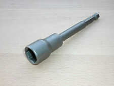 BGS 2769 Steckschlüssel-einsatz extra lang mit 6-kant Bohrmaschinenschaft 13