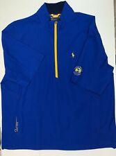 NEW ~ Polo Golf Ralph Lauren *Pebble Beach* packable jacket ~ mens M