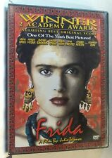 Frida (DVD, 2003, 2-Disc Set) (dv2608)