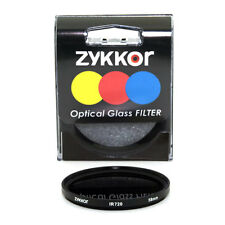 Zykkor 58mm Infrared IR 720nm Filter X-Ray Infra-Red lens for Camera Camcorder