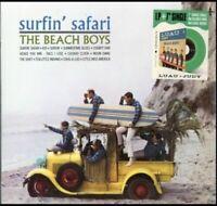 "BEACH BOYS SURFIN' SAFARI Vinyl LP with Bonus 7"" single NEW SEALED"