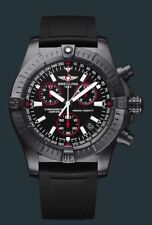 Breitling Avenger Seawolf Limited Edition Black New Old Stock Production 2011