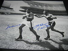 Muhammad Ali vs. Ken Norton Signed 16x20 Photo GAI