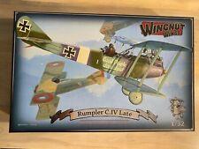1/32 Wingnut Wings Rumpler C.IV Late