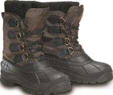 Scarpe da uomo stivali da neve, invernali sintetico di trekking, escursione, arrampicata