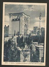 AD6415 Lecce - Città - Scorcio panoramico - La Colonna di S. Oronzo