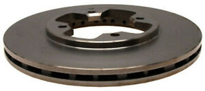 Disc Brake Rotor-Non-Coated Front ACDelco 18A70A fits 79-83 Nissan 280ZX