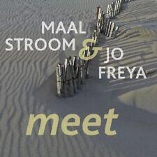Maal Stroom and Jo Freya - Meet [CD]