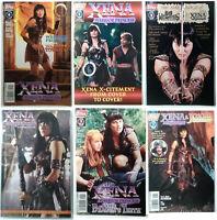 1997-98 Xena Warrior Princess TOPPS Comic Book Collection- Your Choice 30+