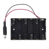 Snap Clip Batterieanschluss PP3 9V 2.1mm Dc Jack Stecker für Arduino CCTV