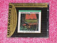 NEVILLE BROTHERS - Fiyo on the Bayou - MFSL Gold Disc CD SS  Meters New Orleans