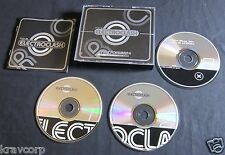 INFORMATION SOCIETY/GARY NUMAN 'THIS IS ELECTROCLASH' 2003 ADVANCE 3-CD SET