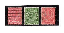 Gran Bretaña Monarquias Valores del año 1911 (BK-116)