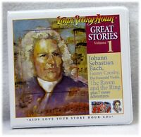 NEW Great Stories #1 from Your Story Hour Audio CD Album Volume Set More Vol
