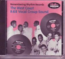 V.A. - REMEMBERING RHYTHM RECORDS -West Coast R&B Sound
