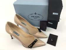 b6aaba26 Stiletto Patent Leather Pump, Classic PRADA Heels for Women for sale ...