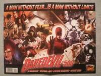 "DAREDEVIL #500 Promo Poster, 10""x13"", 2009, Unused, more in our store"