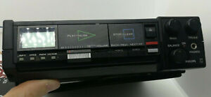 RARO! Philips Cd 10 + supporti SERVICED REVISIONATO Compact Disc Player Portable