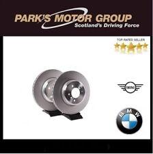 BMW Genuine Front Vented Brake Discs Set E60/E61/E63/E64 5/6 Series 34116763824