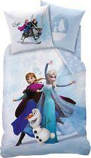 ropa de cama CONGELADOS Ice Queen Franela De Castor 80x80cm 135x200cm