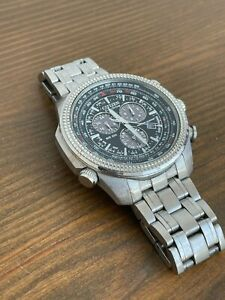 citizen eco drive men watch pre owned for spares and repairs