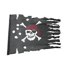 Piratenflagge rustikal 73607-5 Flagge
